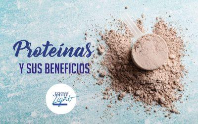 Proteínas y sus beneficios (Whey Protein)