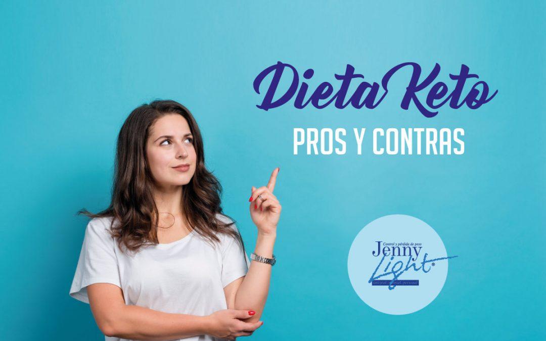 Dieta Keto. Pros y Contras