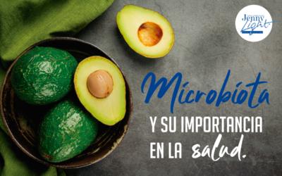 MICROBIOTA Y SU IMPORTANCIA EN LA SALUD
